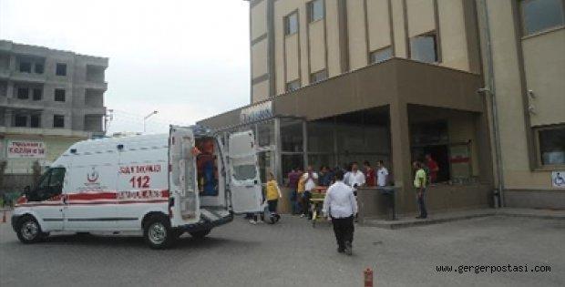 Photo of Ambulans Kaza Yaptı: 1 Yaralı
