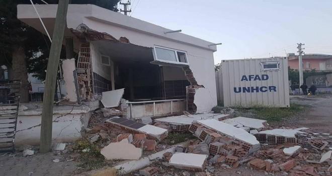 Photo of Bir Yıl Sonra Yine Deprem Vurdu.