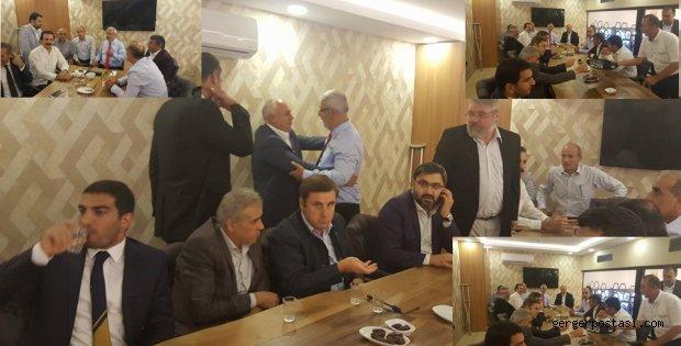 Photo of Ba-Der Yönetimi, Hacı Mehmet Metiner'i ziyaret etti