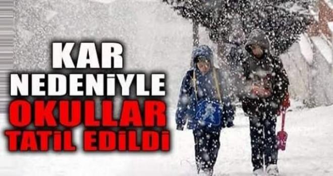 Photo of Adıyamanda Eğitime Kar Tatili