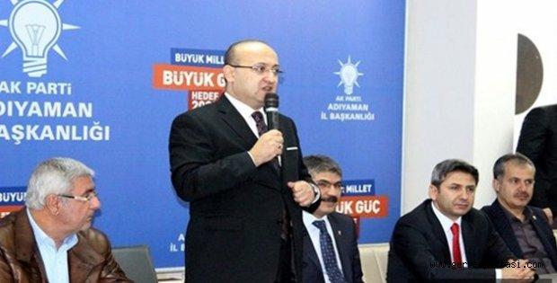 Photo of Başbakan Yardımcısı Yalçın Akdoğan Adıyaman'da