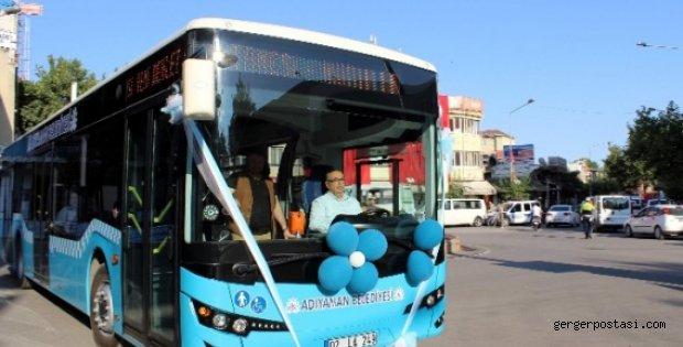 Photo of Başkan Otobüs Şoförlüğü Yaptı