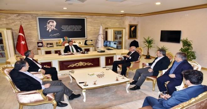 """Photo of Bürokratlara """"Hayırlı Olsun"""" Ziyareti"""