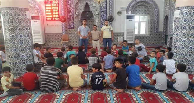 Photo of Yaz Kuran Kursu Öğrencilerine Sağlık Eğitimi