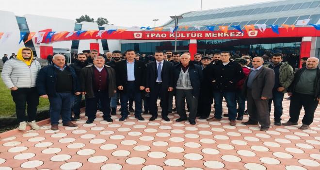 Photo of Gerger Ak Parti İlçe Beldiye Başkan Adayı Aksoy Oldu