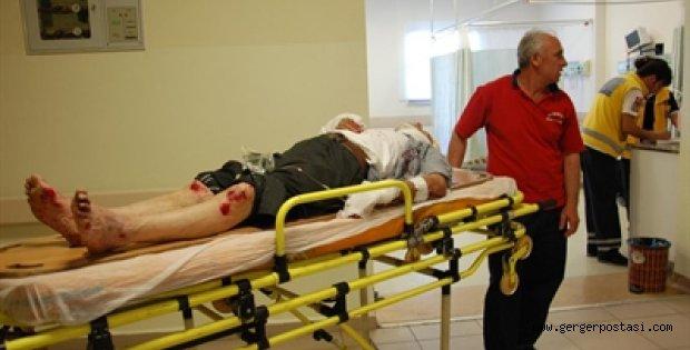 Photo of Besni'de Trafik Kazası: 2 Yaralı