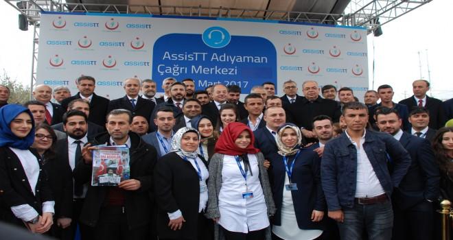 Photo of Sağlık Bakanı Akdağ Adıyaman'da