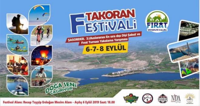 Photo of Takoran Vadisinde Festival Zamanı