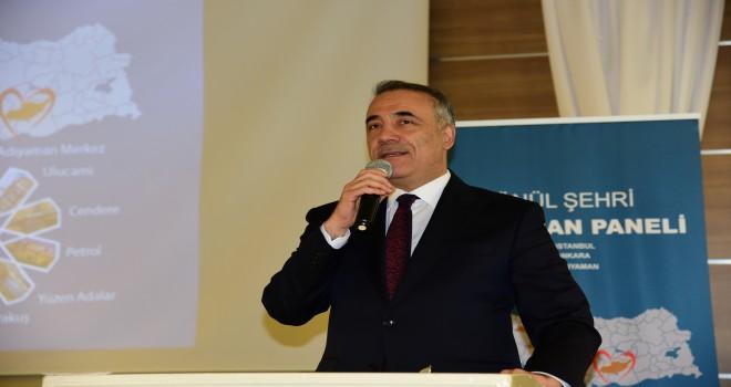 """Photo of Adıyamanlılar Vakfı'nın """"Gönül Şehri Adıyaman"""" paneli"""