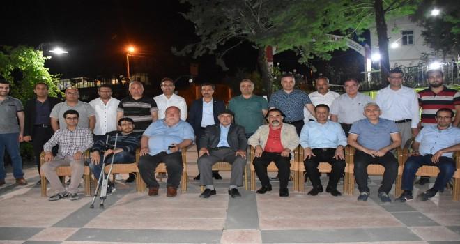 Photo of Kahta Gazeteciler ve Yazarlar Cemiyeti İftar Programında Bir Araya Geldi