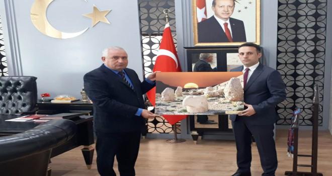 Photo of Nemrut Dağı fotoğraf Sanatı Derneği Başkanı Bilal Mente'den Bir Dizi Ziyaret
