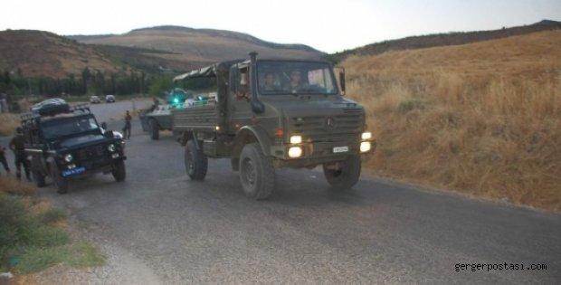 Photo of Çatışma Bölgesine Askeri Sevkıyat Başladı