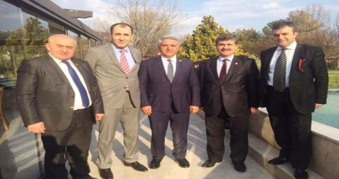 Photo of Adıyaman Birlik ve Beraberlik Derneği Başkanlığına Kemal Kutlu Atandı