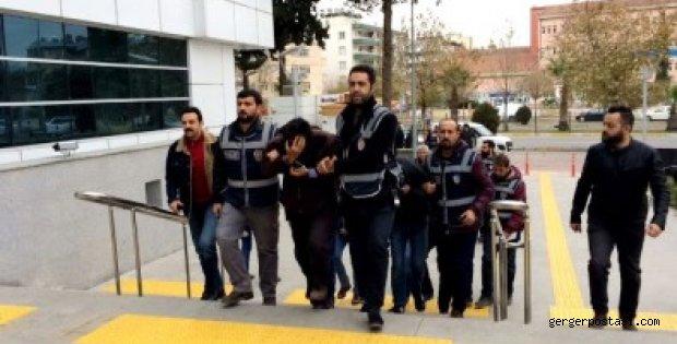 Photo of Çelik Kasa Hırsızları Yakalandı