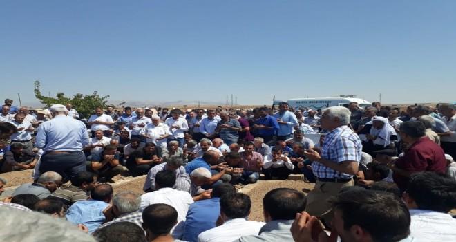 Photo of Kahta'daki Acı Olayda Hayatını Kaybedenler Toprağa Verildi