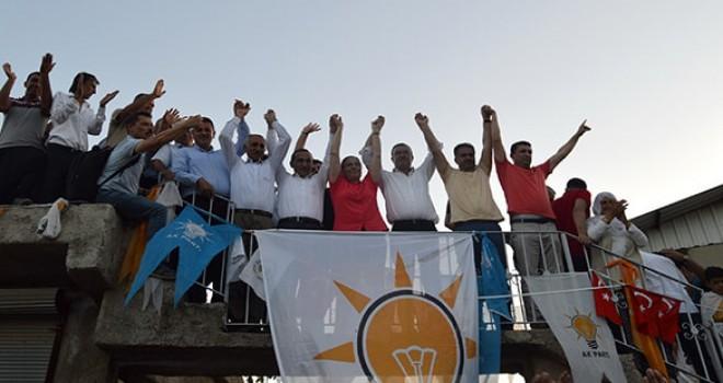 Photo of İyi Partili Eşinin Yerine Seçilen AK Partili Kadın Başkan