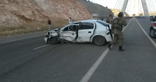 Photo of Nissibi Köbrüsünde Kaza