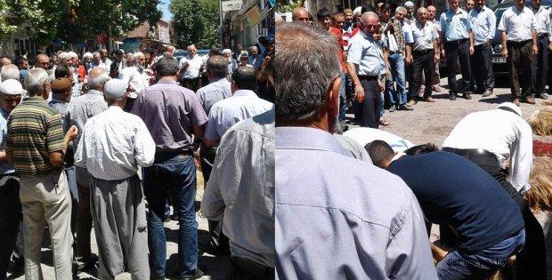 Photo of Darbe Şehitleri İçin Gerger'de Kurban Kesildi