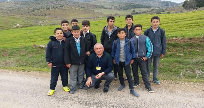 Photo of Gerger Postası Temsilcisi Savaş Bölgesinde