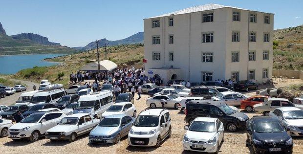Photo of Dragso'da Yatılı Kuran Kursu Hizmete Açıldı