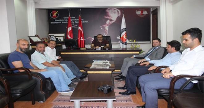 Photo of Milletvekili Toprak'tan AGC'ye Ziyaret