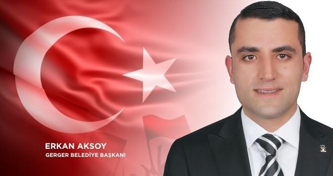 Photo of Başkan Aksoy'dan 15 Temmuz Mesajı