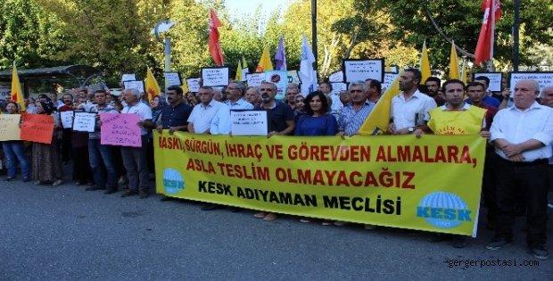 Photo of Eğitim-Sen, açığa alınan öğretmenlerle alakalı basın açıklaması yaptı