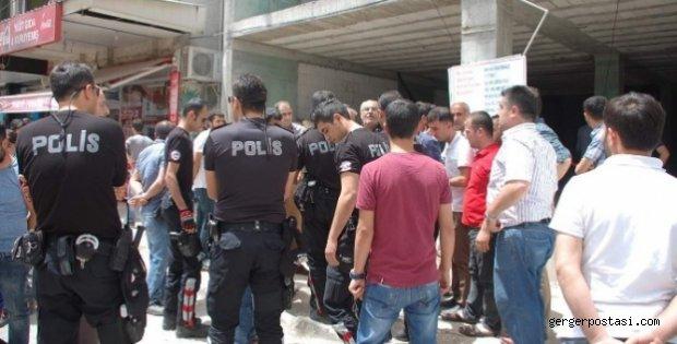 Photo of Esnaflardan Baz İstasyonu Tepkisi