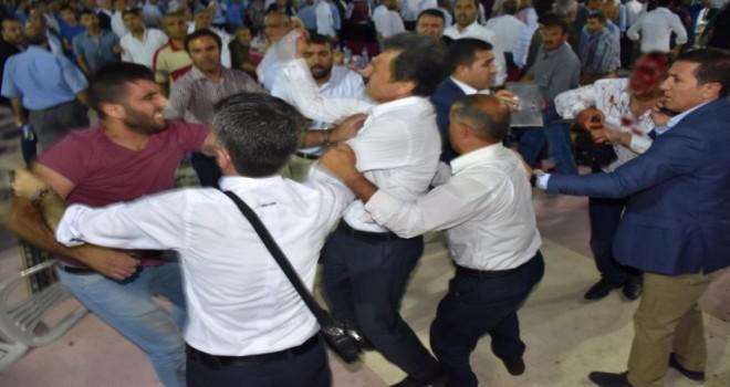 Photo of Gader'in İftar Programında Kavga