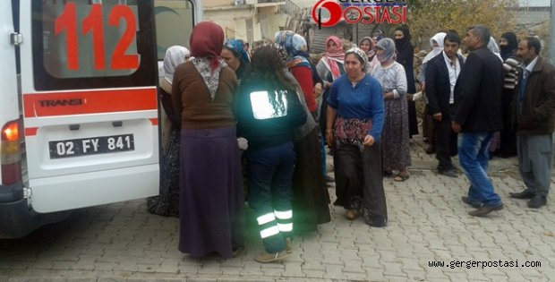 Photo of FLAŞ FLAŞ FLAŞ Gerger Merkezde Patlama : 1 Yaralı