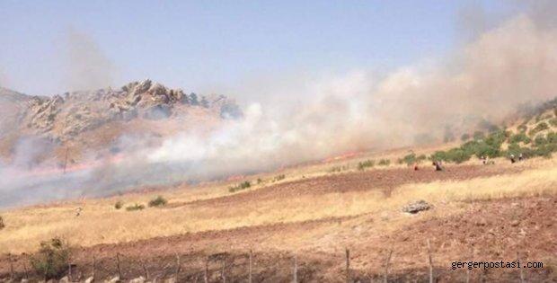 Photo of Geçitli (Kıllık) da Yangın