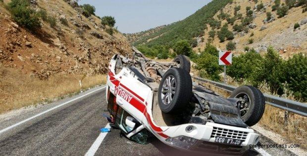 Photo of Kan Boğazında Kaza:3 yaralı