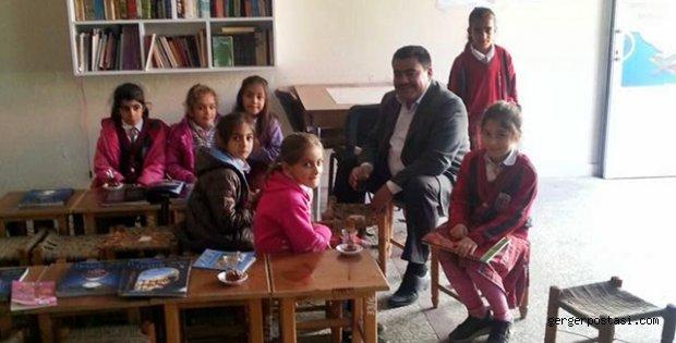 Photo of Gerger İlçe Müftülük Okuma Salonu Minik Öğrencileri Ağırladı