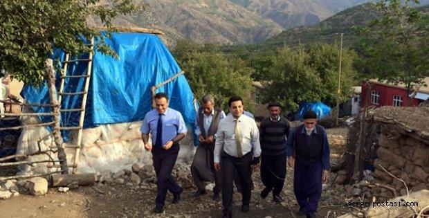 Photo of Gerger Kaymakamı Hamitoğlu Köyleri Ziyaret Etti