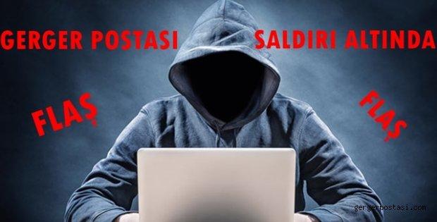 Photo of Gerger Postası Haber Sitemiz Siber Saldırı Altında