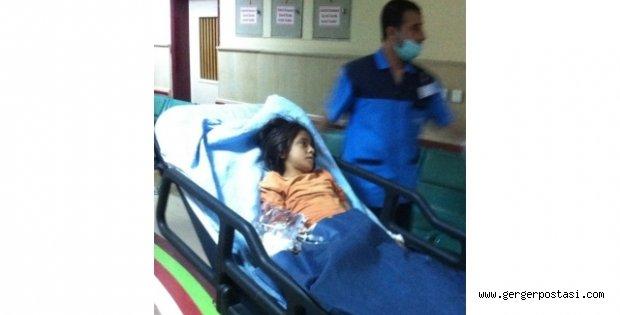 Photo of Gerger'de Küçük Kız, Maganda Kurşunlarının Hedefi Oldu