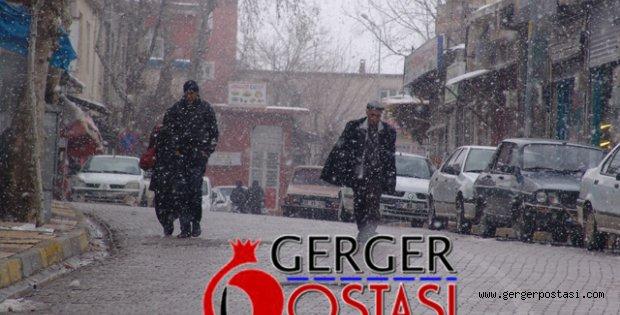 Photo of Gerger'den Kar Manzaraları