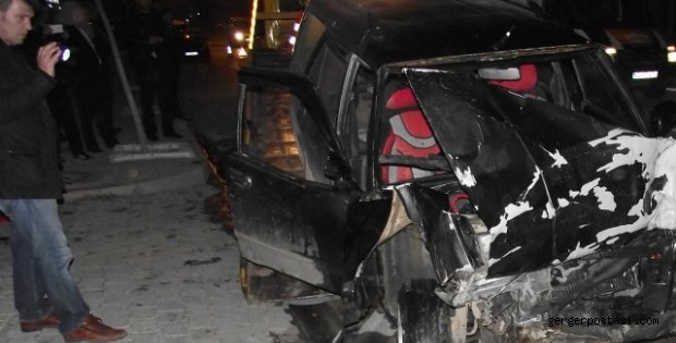 Photo of Gölbaşı'nda Trafik Kazası: 2 Yaralı