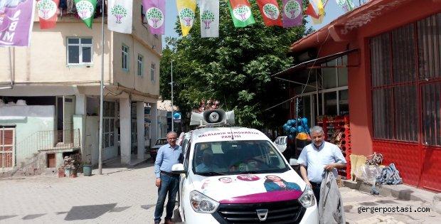 Photo of HDP Gerger Teşkilat Tam Hız Çalışıyor