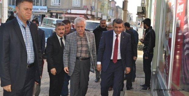 Photo of HÜSEYIN SEVİNÇTEKİN YOĞUN İLGIYLE ADIYAMAN'DA KARŞILANIYOR