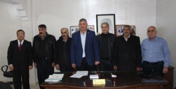 Photo of Kahta Ziraat Odasından Başkanvekili Aydın'a Destek