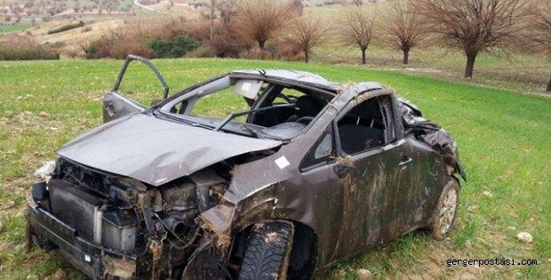 Photo of Kahta'da Kaza:1 Yaralı