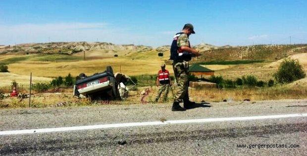 Photo of Kaza, 2 ölü 3 yaralı