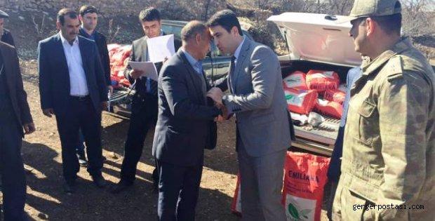 Photo of Köylerde Bilinçli Çiftçi Sunumu
