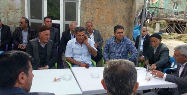 Photo of Milletvekili Adayı Fırat'tan Gerger İlçesine Ziyaret