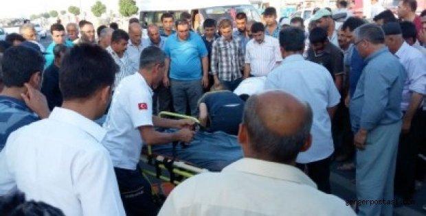 Photo of Minibüsün Çarptığı Kız Çocuğu Yaralandı