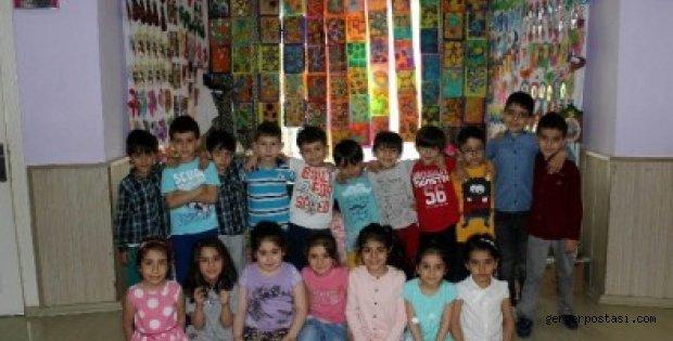 Photo of Öğrenciler Bir Yıllık Emeklerini Sergiledi