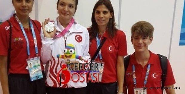 Photo of Olimpiyat Madalyalı Gergerli