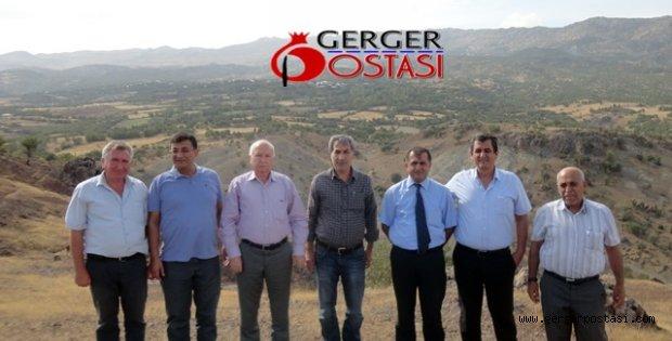 Photo of Orman Bakanlığı Müdürleri Güngörmüş Köyünü Ziyaret Ettiler