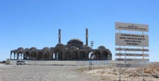 Photo of Sahabe Safvan Bin Muattal Cami ve Külliye İnşaatı Hızla Yükseliyor